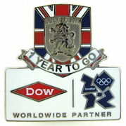 DOW 1 year to go London 2012